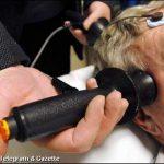 العلاج بالصدمات الكهربائية (ECT)