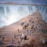 قصص القران : غرق فرعون و قومه في البحر