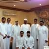 اجتماع الشيخ مصطفى المرهون مع رئيس وأعضاء لجان الولاية الاسلامية