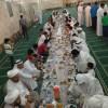الافطار السنوي في مسجد المصطفى (ص)