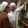 زيارة سماحة العلامه الشيخ عبد الكريم الحبيل