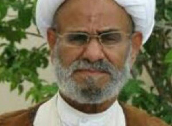 وفاة العلامة الشيخ المدلوح