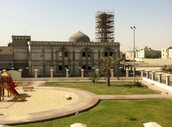 مشروع مسجد الامام الرضا عليه السلام
