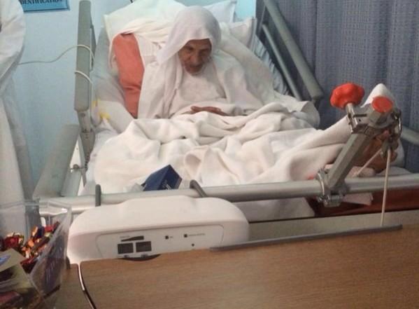 الشيخ المرهون يتعافى