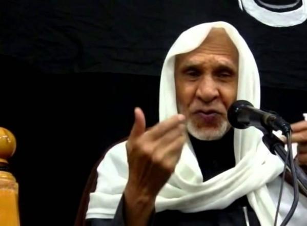 سماحة الشيخ عبد الحميد ال مرهون اللية 29 من شهر رمضان ١٤٣٨ هجرية