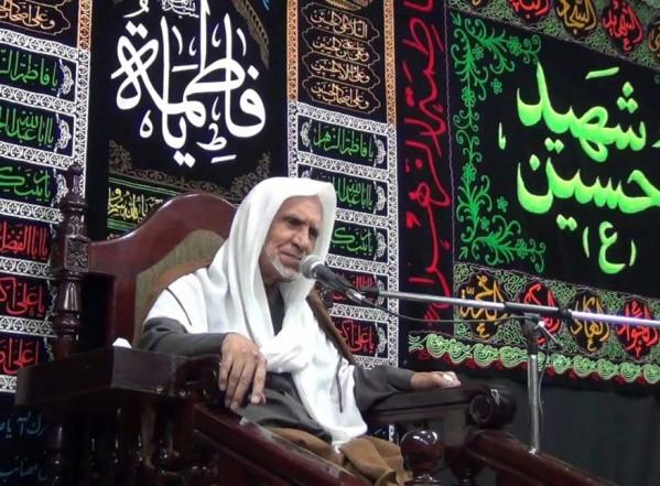 الليلة الثالثة عشر من شهر محرم 1441هـ مع الخطيب الشيخ عبدالحميد المرهون بدار المصطفى (تكريم الإنسان)