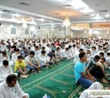 ِإحياء ليلة القدر في مسجد المصطفى بأم الحمام