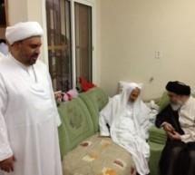 لأبي حسين قلت هذي مدحة … ودعاؤنا نحو الإله يبوح