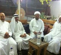 اجتماع أعضاء صندوق المبرات الخيرية