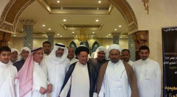 العلامة السيد هاشم الشخص في حسينية الإمام الصادق عليه السلام