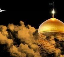 سطور من النور بمناسبة شهادة الإمام الرضا (عليه السلام)