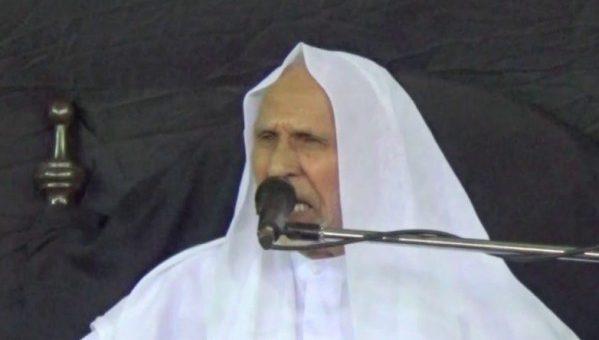 مجلس ليلة 30 رمضان ـ مجالس شهر رمضان المبارك 1441 هـ ـ سماحة الشيخ عبدالحميد المرهون