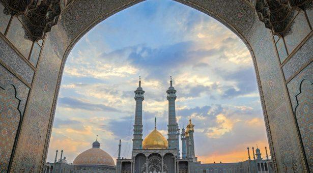 الخطيب الحسيني سماحة الشيخ عبد الحميد المرهون ـ مولد السيدة فاطمة المعصومة عليها السلام