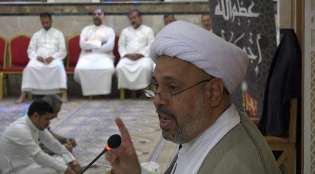 خطبة يوم الجمعة، نتائج الاستقامه عدم الخوف والحزن، الشيخ مصطفى المرهون
