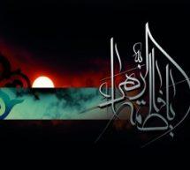 ذكرى استشهاد سيدة نساء العالمين السيدة فاطمة الزهراء مع سماحة الشيخ مصطفى المرهون 13-5-1442 هجري